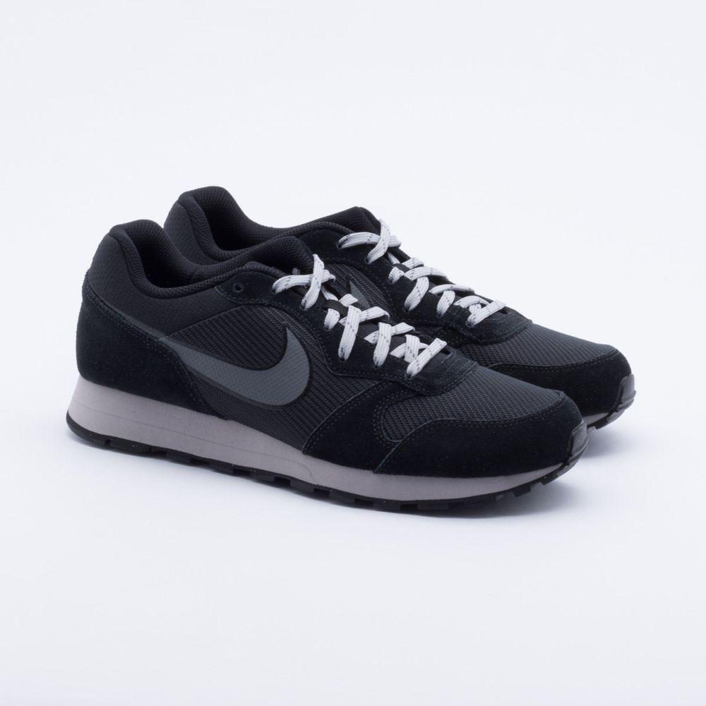 50853309f3 Têns Nike MD Runner 2 SE Preto Masculino Preto - Gaston - Paqueta ...