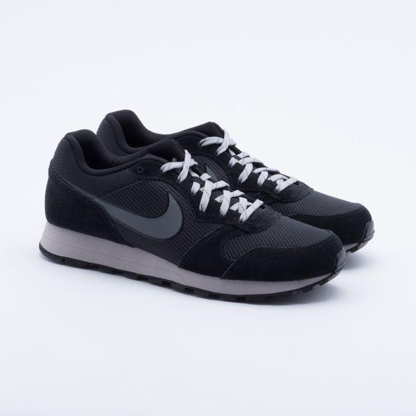 e4b48d2719a Têns Nike MD Runner 2 SE Preto Masculino