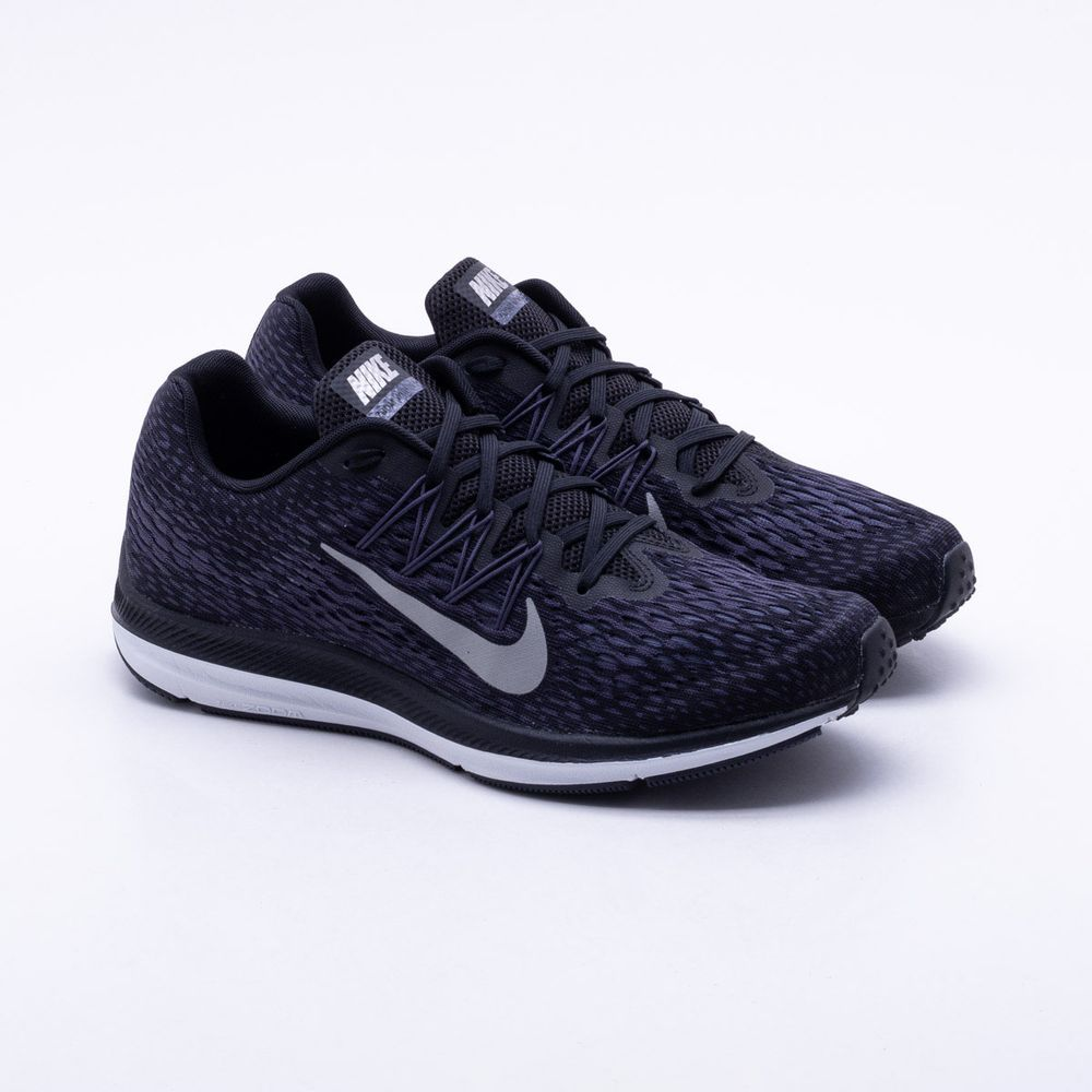 d6222b21bf6 Tênis Nike Zoom Winflo 5 Masculino Preto - Gaston - Paqueta Esportes