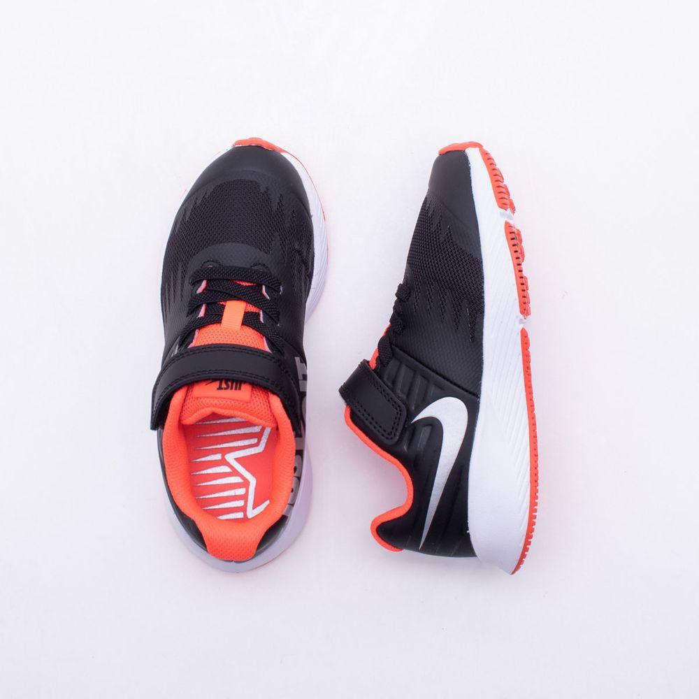 d5dfef1081 Tênis Nike Infantil Runner JDI Infantil Preto Preto - Gaston - Gaston