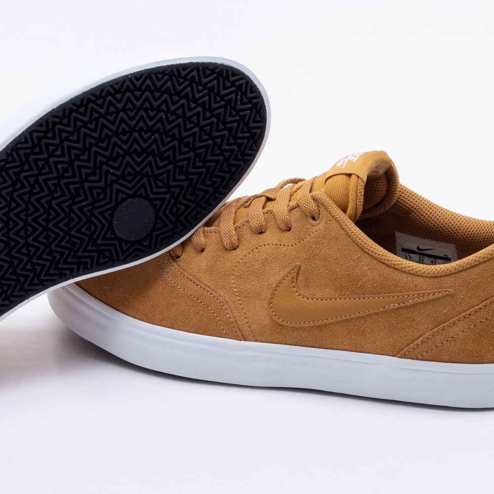 Tênis Nike SB Check Solar Amarelo Masculino Amarelo - Gaston - Paqueta  Esportes 25f246388609c