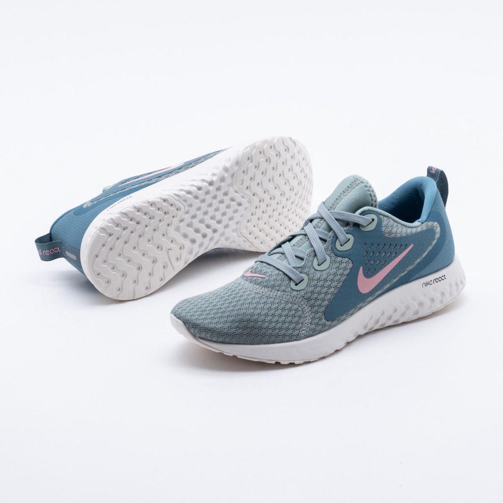 d1eb6580c9 Tênis Nike Run Legend React Feminino Verde - Gaston - Paqueta Esportes