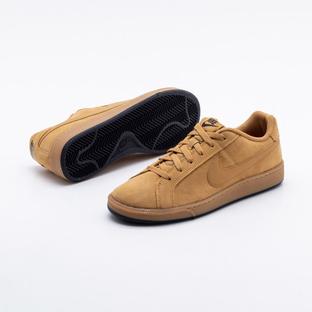 b4597efdb8a Tênis Nike Court Royale Amarelo Masculino Amarelo Queimado - Gaston ...