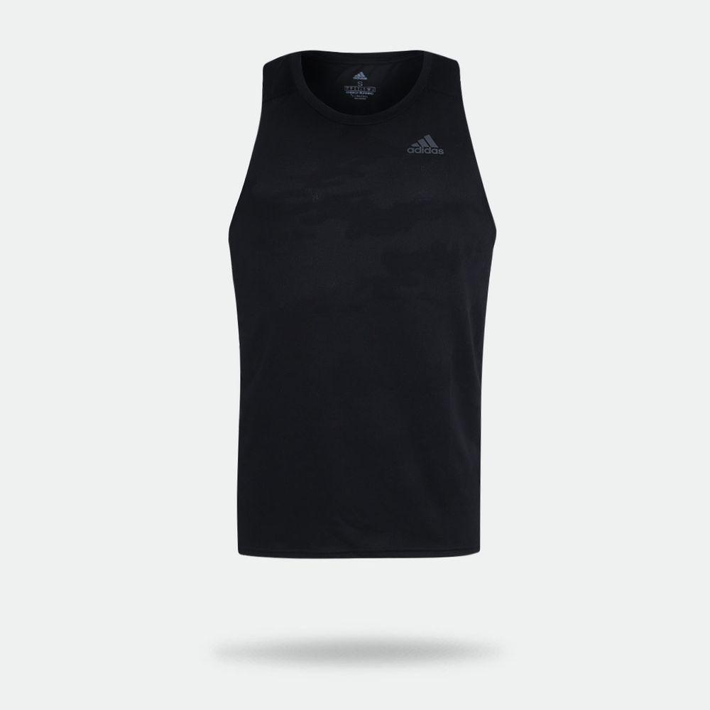 Camiseta Regata Adidas Response Preta Masculina Preto - Gaston ... 8a7a23af10c
