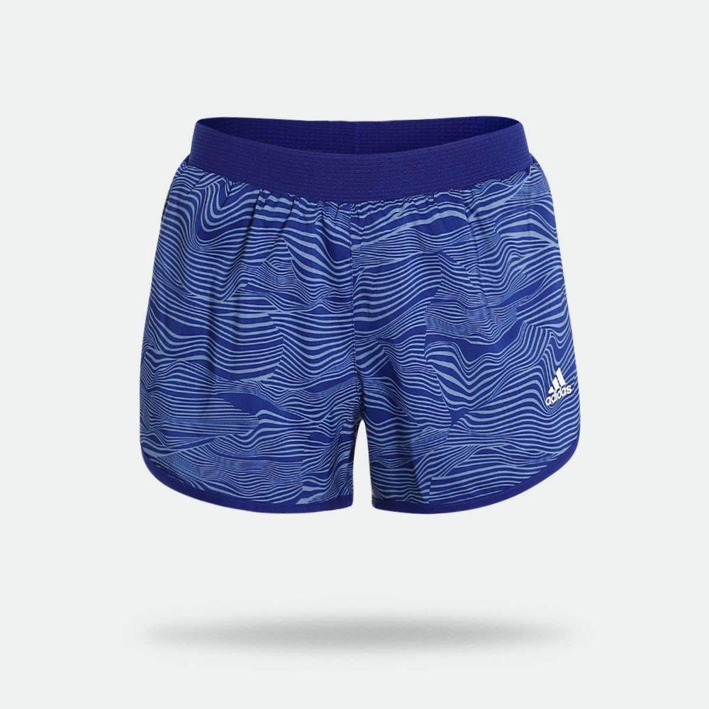 c43564e75 Short Adidas M10 Azul Feminino Azul - Gaston - Paqueta Esportes