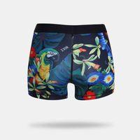 Short Nike Pro 3IN Printed Floral Feminino Floral e Preto - Gaston ... 112a43c75f3