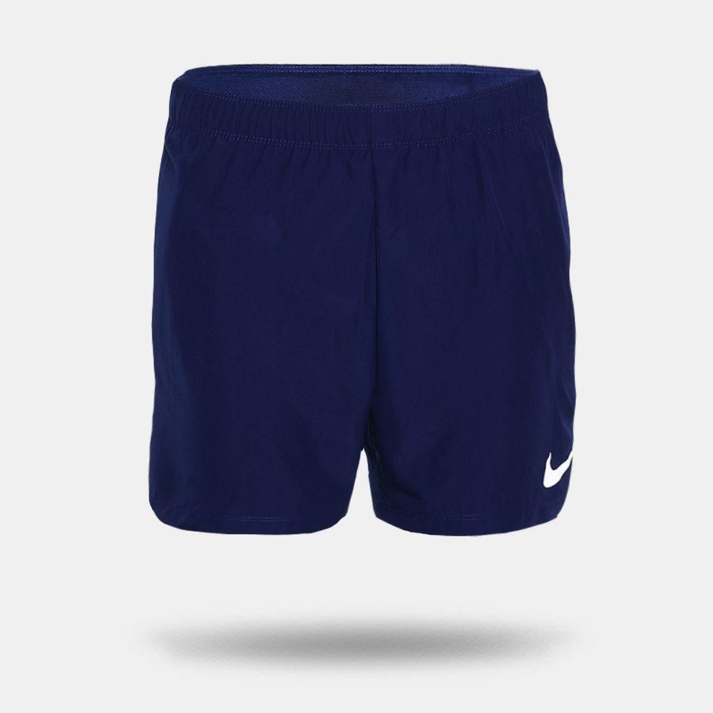 e4ebe77d97 Short Nike Challenger BF 5IN Azul Masculino Azul - Gaston - Paqueta ...