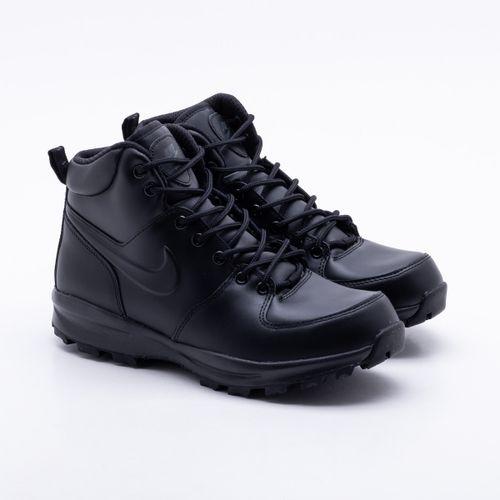 Bota Nike Manoa Leather Preta Masculina 0cb32c175ef29