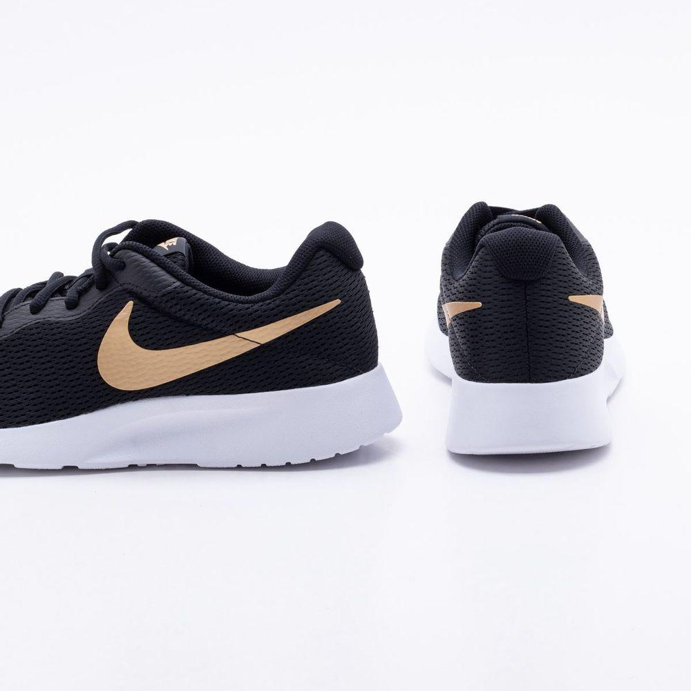a615296147 Tênis Nike Tanjun Masculino Preto - Gaston - Paqueta Esportes