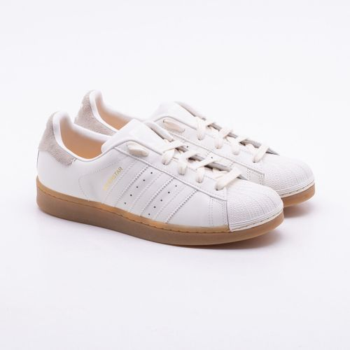 77c7200bd Tênis Adidas Superstar Originals Branco Feminino