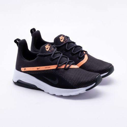 Tênis Nike Air Max Motion 2 Preto Feminino c671a867e6481