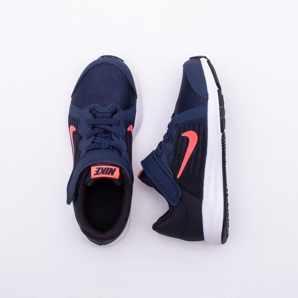 Tênis Nike Infantil Downshifter 8 Marinho Marinho - Gaston - Paqueta  Esportes 4184c3b09bbc1