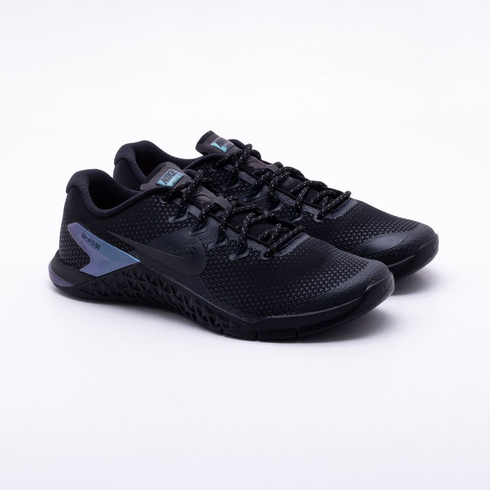 ed3318c1cbc Tênis Nike Metcon 4 Premium Masculino Preto - Gaston - Paqueta Esportes