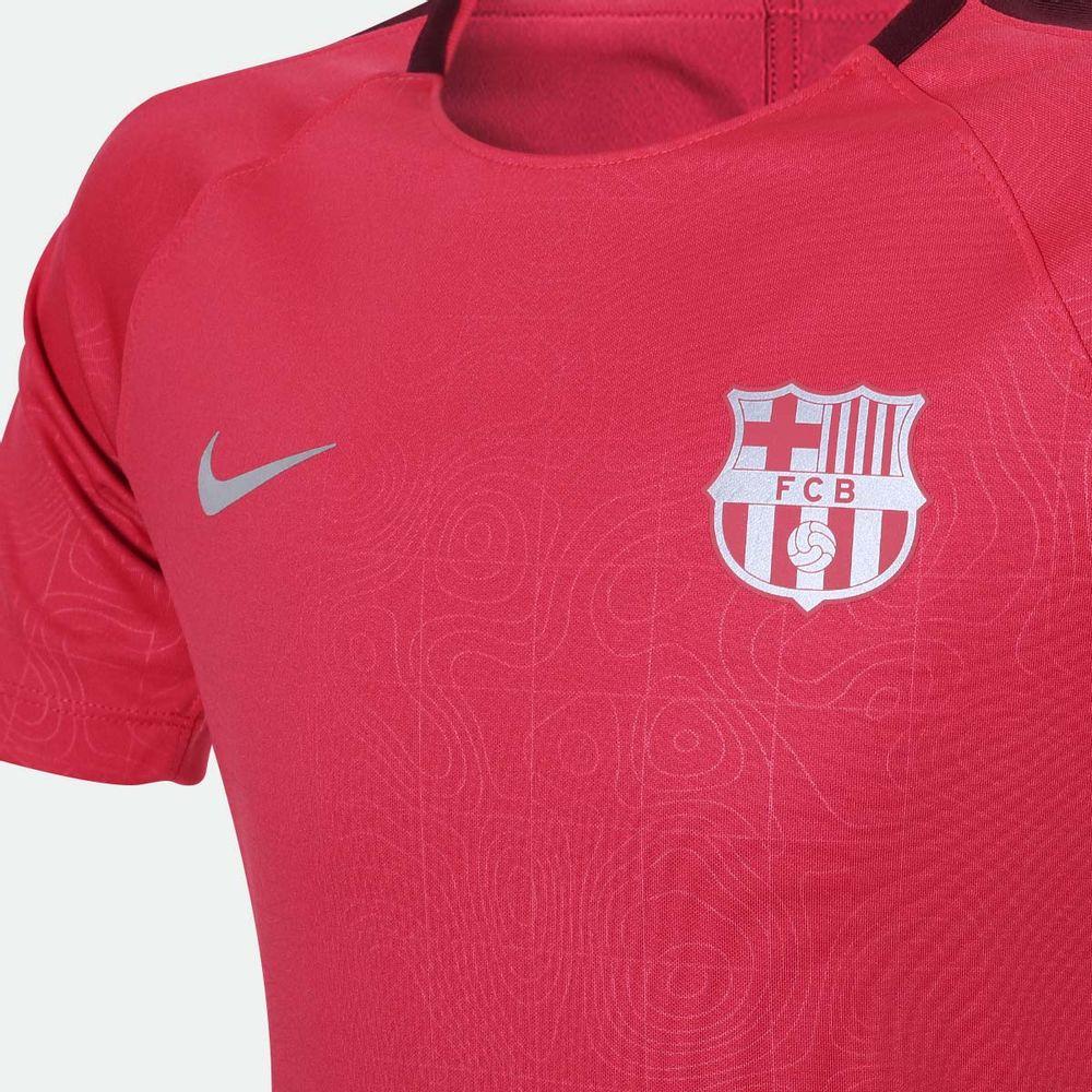 Camisa Nike Barcelona 2018 2019 Torcedor Vermelha Infantil Vermelho -  Gaston - Paqueta Esportes 9e1d9ff77fd21