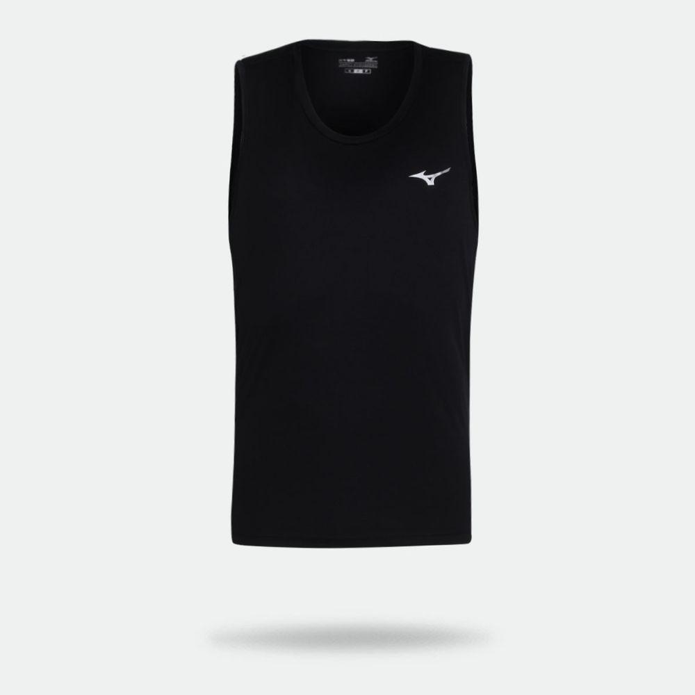 Camiseta Regata Mizuno Wave Run New Preta Masculina Preto - Gaston ... af91ff2d84cb8