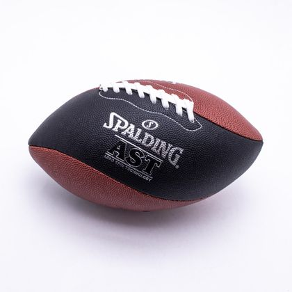 Bola Futebol Americano Spalding Ast Spiral - Único