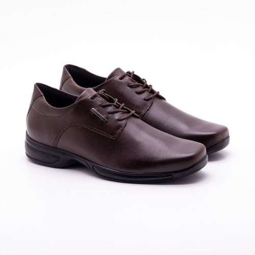 Sapato Casual West Coast Air Control Café Masculino 2e5c4092b5