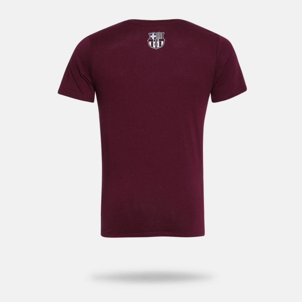 Camiseta Nike Barcelona Tee Hook Bordô Masculina Bordô - Gaston - Paqueta  Esportes 2d5a784d320