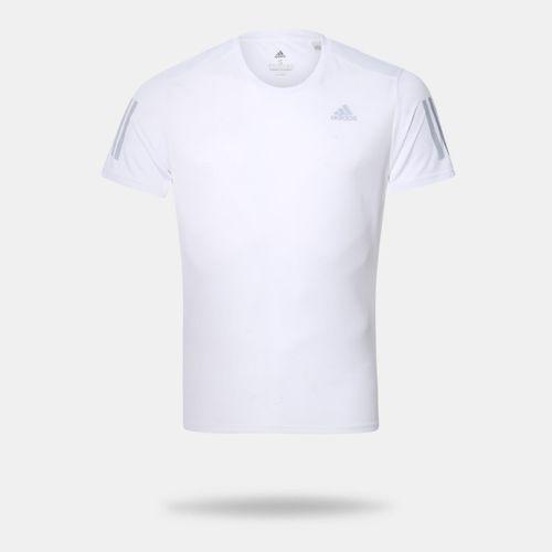 Camiseta Adidas Response Branca Masculina 053d10bca9c2f