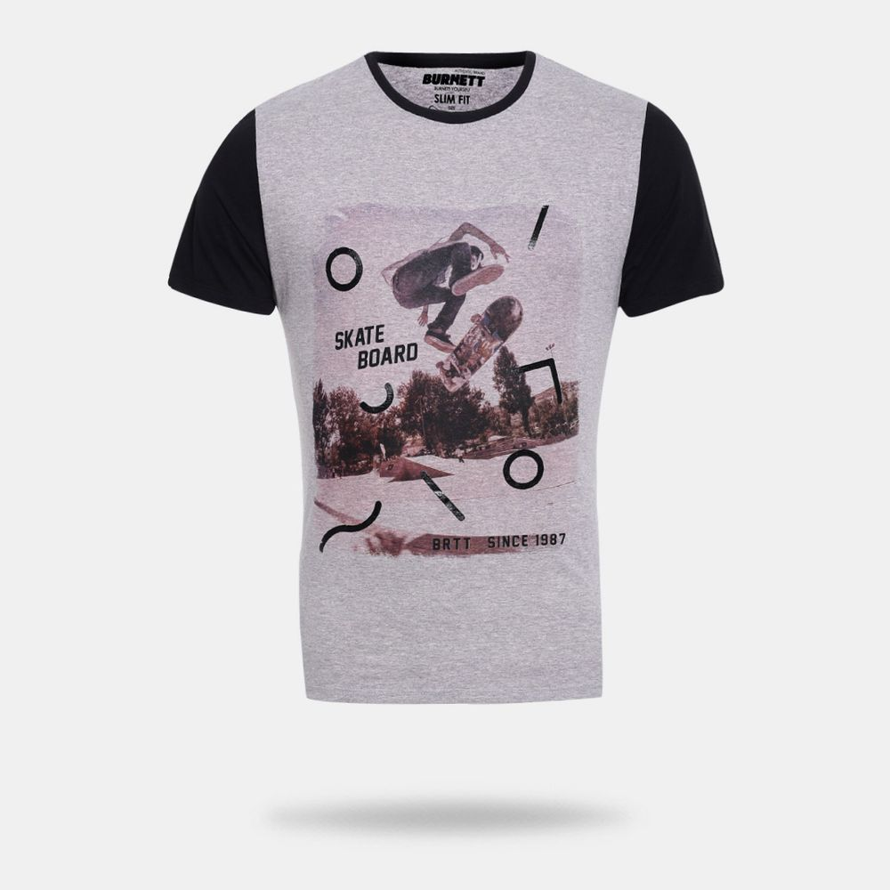 Paqueta Esportes · Roupas Masculinas · Camisetas · Skate ·  2001053305 Ampliada 0460c9d50a290
