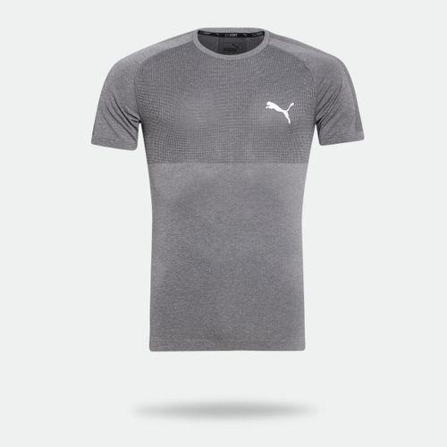 53af0582bce56 Camiseta Puma Evoknit Basic TEE Cinza Masculina