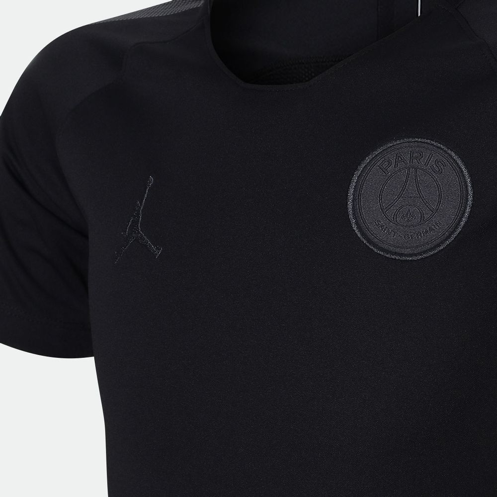 dcfea3636a Camisa Nike Jordan X PSG 2018 2019 Torcedor Preta Infantil Preto - Gaston -  Paqueta Esportes