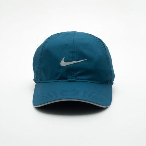 Boné Nike Featherlight Run Azul c3c86f4d3e0