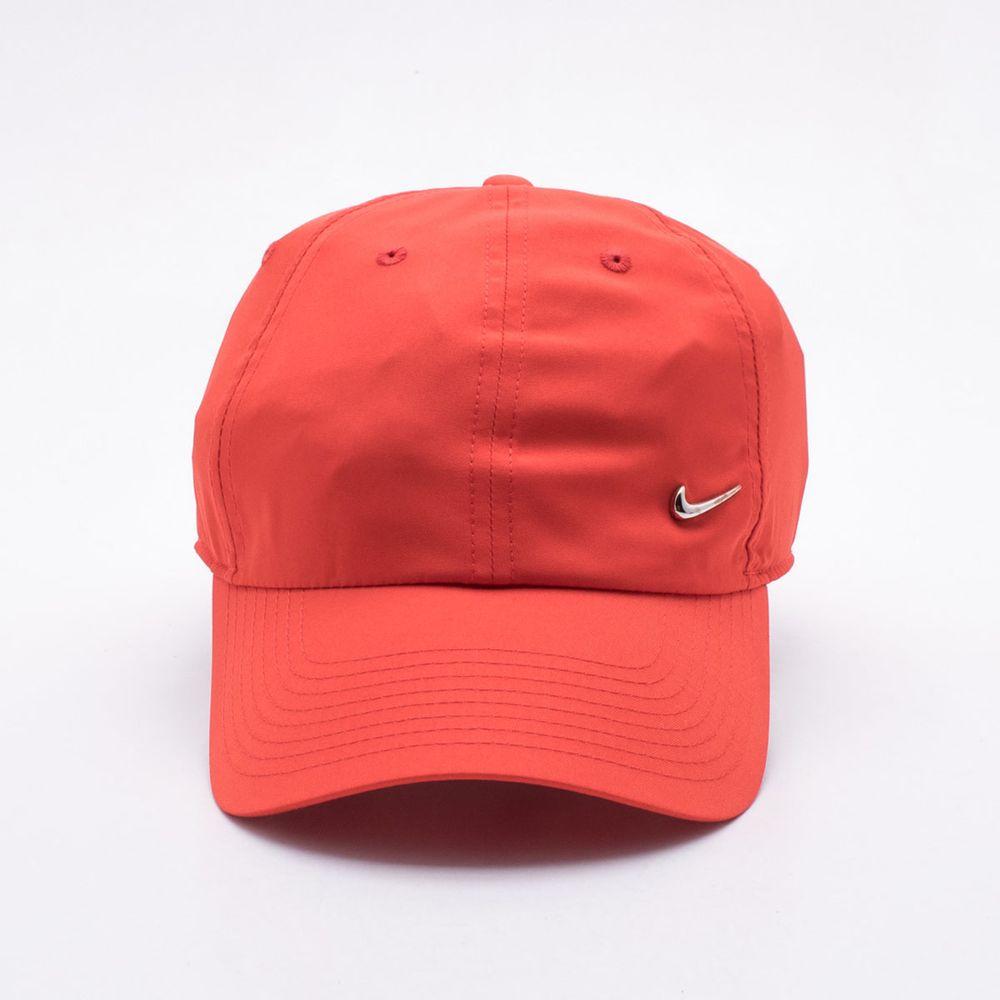 Boné Nike H86 Metal Swoosh Vermelho Vermelho - Gaston - Paqueta Esportes 94a49c237b8