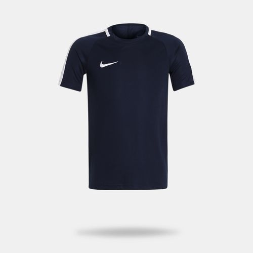 21536d8fc0 Camiseta Nike Dry Academy Marinho Infantil