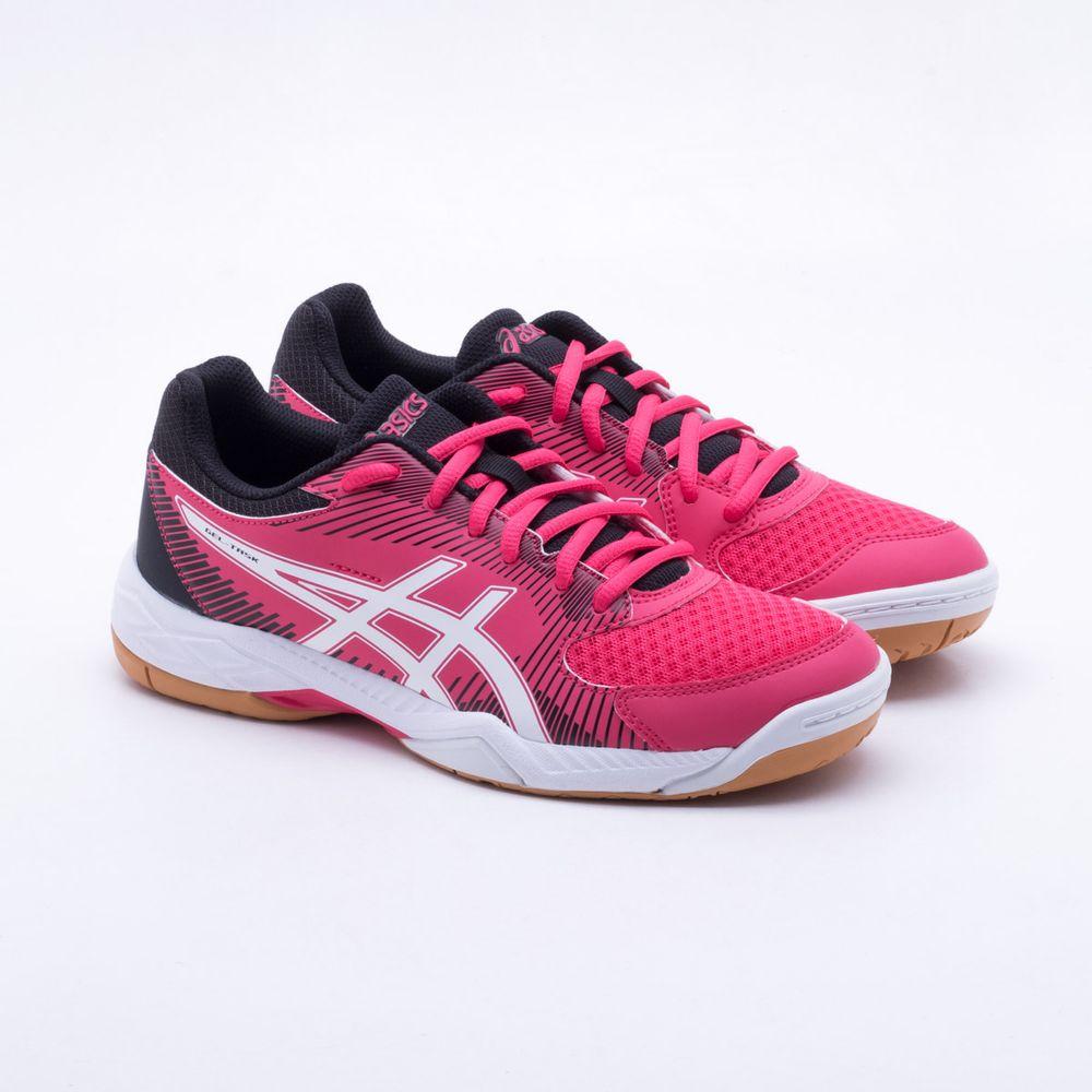 c27e3c375e4 Tênis Asics Gel Task Feminino Rosa - Gaston - Paqueta Esportes