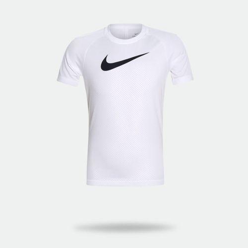 d6233c98a64 Camiseta Nike Dry Academy Top GX2 Branca Infantil