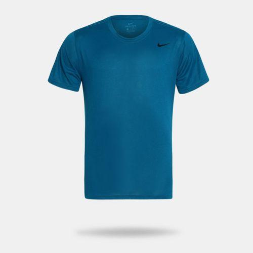 ae5134e1ad Camiseta Nike Dry Azul Masculina