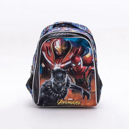 Mochila Xeryus Infantil Avengers Armor...