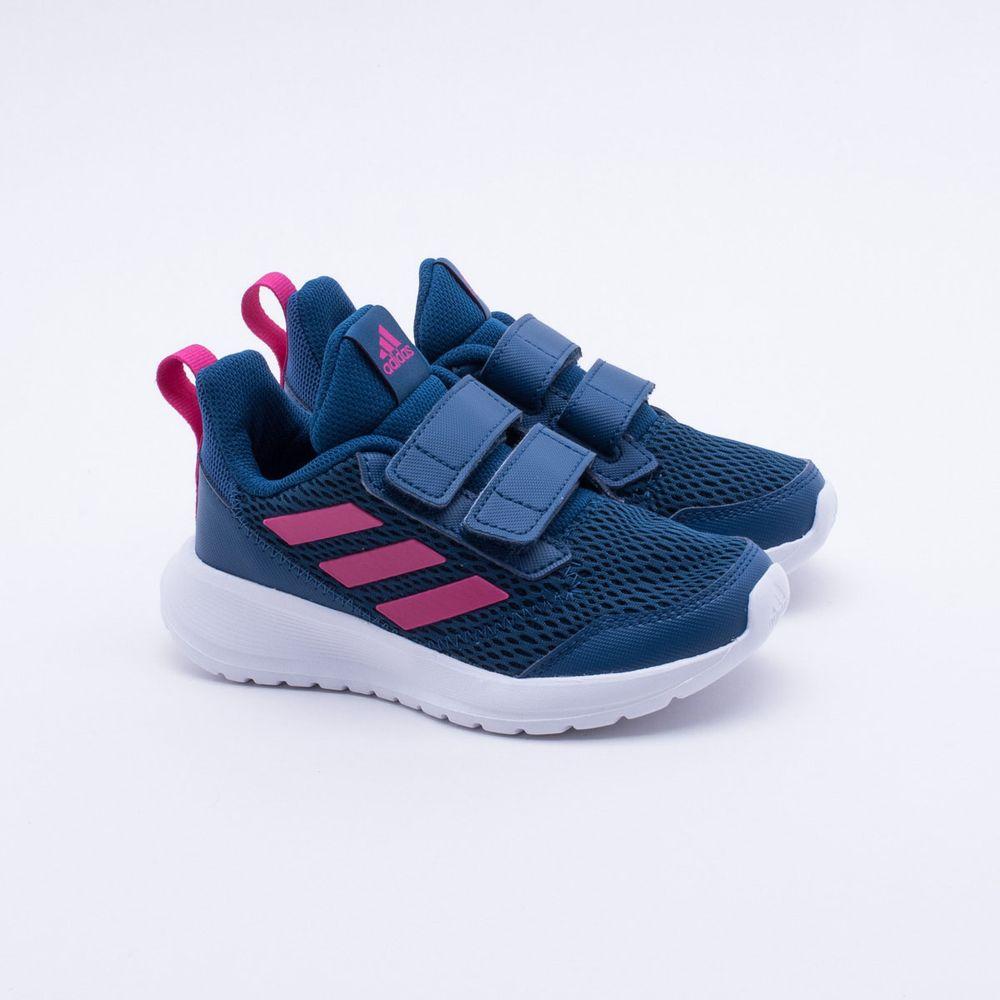 99c11076e4b Tênis Adidas Infantil Altarun CF K Azul Azul - Gaston - Paqueta Esportes