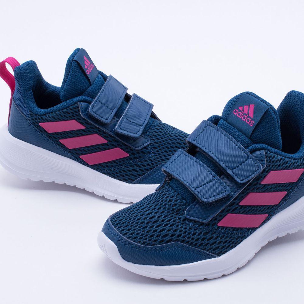 db6948d176 Tênis Adidas Infantil Altarun CF K Azul Azul - Gaston - Paqueta Esportes
