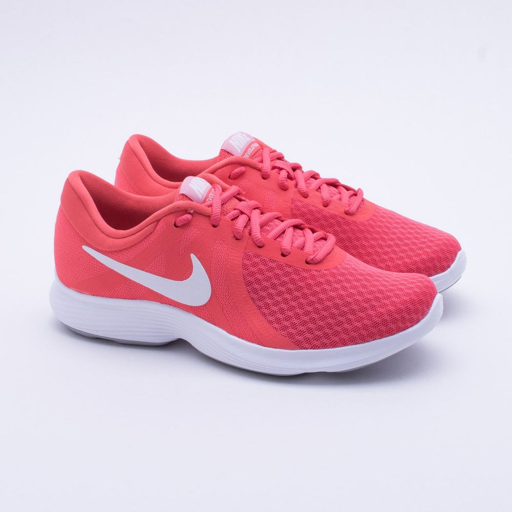cfa0e1260c6 Tênis Nike Revolution 4 Feminino Rosa - Gaston - Paqueta Esportes