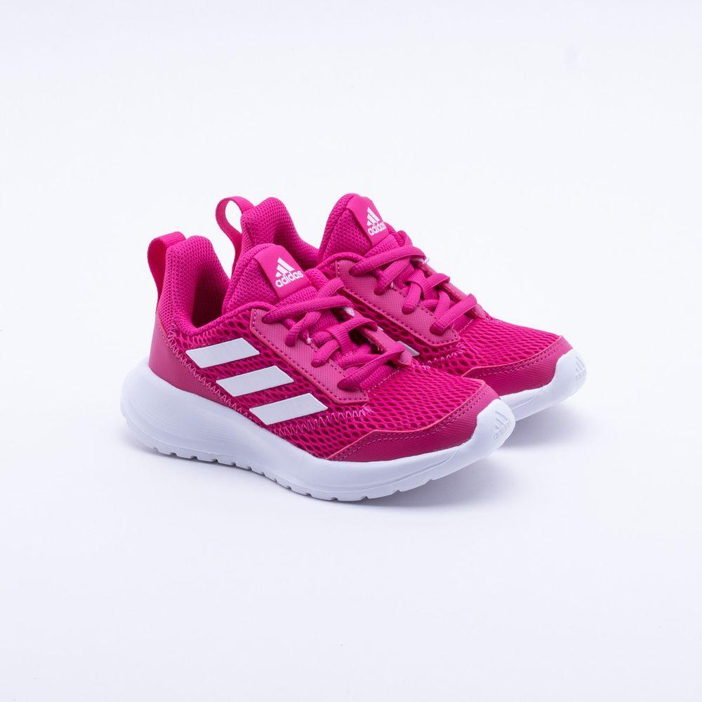 058ed0cbc5c Tênis Adidas Infantil Altarun K Rosa Rosa - Gaston - Paqueta Esportes