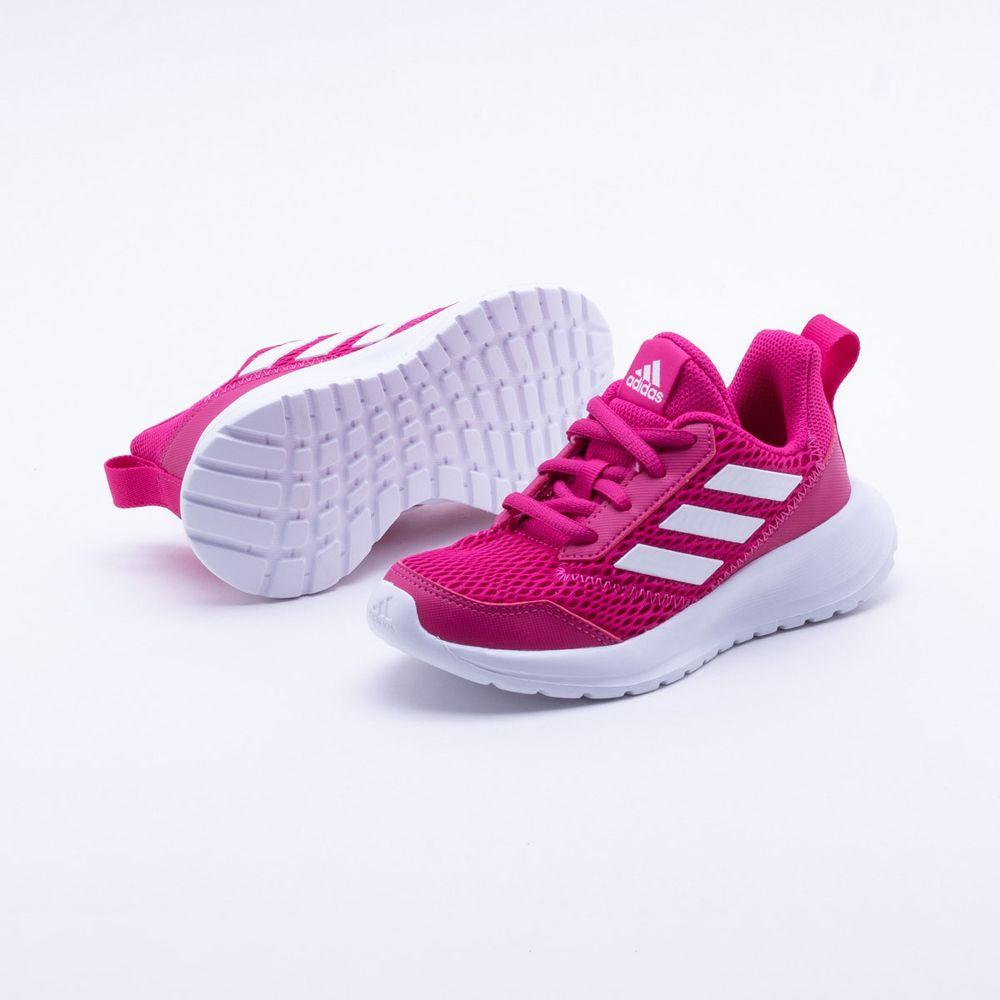 777caf425f5 Tênis Adidas Infantil Altarun K Rosa Rosa - Gaston - Paqueta Esportes