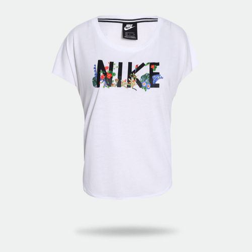 983c480a63 Blusa Nike Sportswear Branca Feminina
