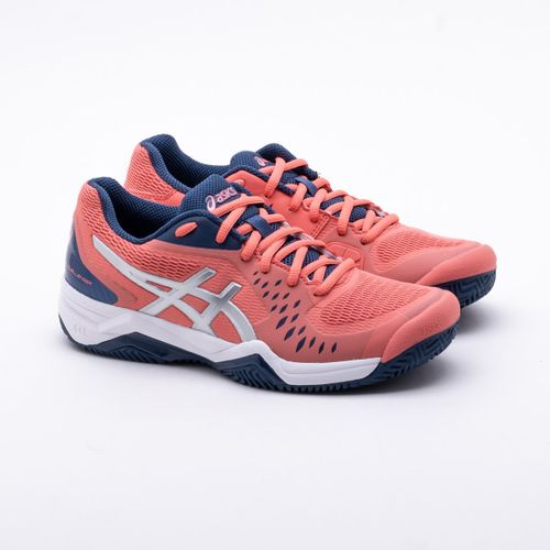 88469892b0 asics tênis feminino challenger tenis clay artic fuzex connection