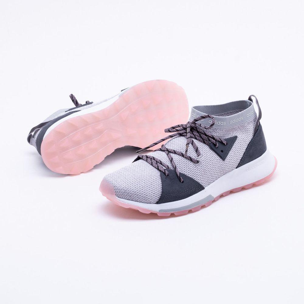 cda95e62986 Tênis Adidas Explorer Feminino Cinza - Gaston - Paqueta Esportes