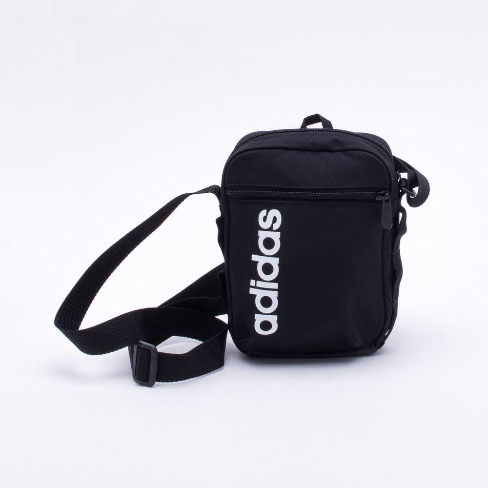 0c3550586 Bolsa Adidas Linear Core Preta Preto - Gaston - Paqueta Esportes