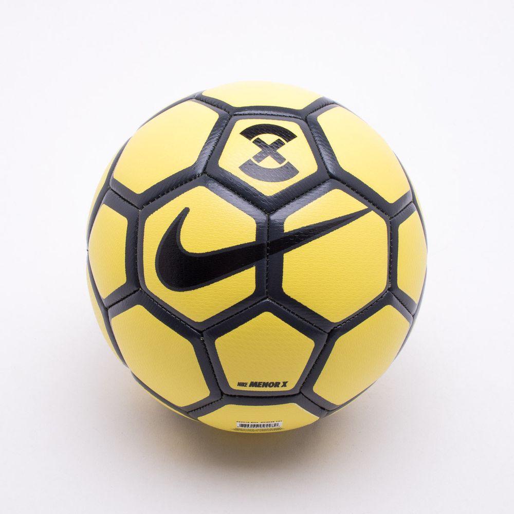 Bola Futsal Nike Footballx Menor Amarelo e Preto - Gaston - Paqueta ... 7949876c7fd55