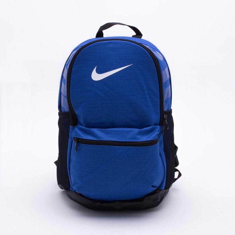 64ecdccef Mochila Nike Brasilia Medium Azul Azul - Gaston - Paqueta Esportes