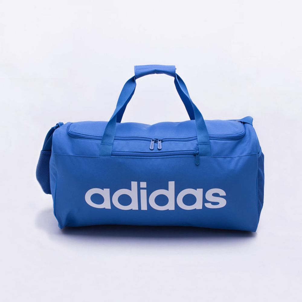 3cf04b1d3d509 Bolsa Adidas Linear Core Azul Azul - Gaston - Paqueta Esportes