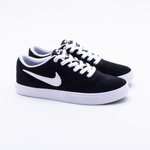 Tênis Nike SB Check Preto Feminino 2fd7407cfdb32