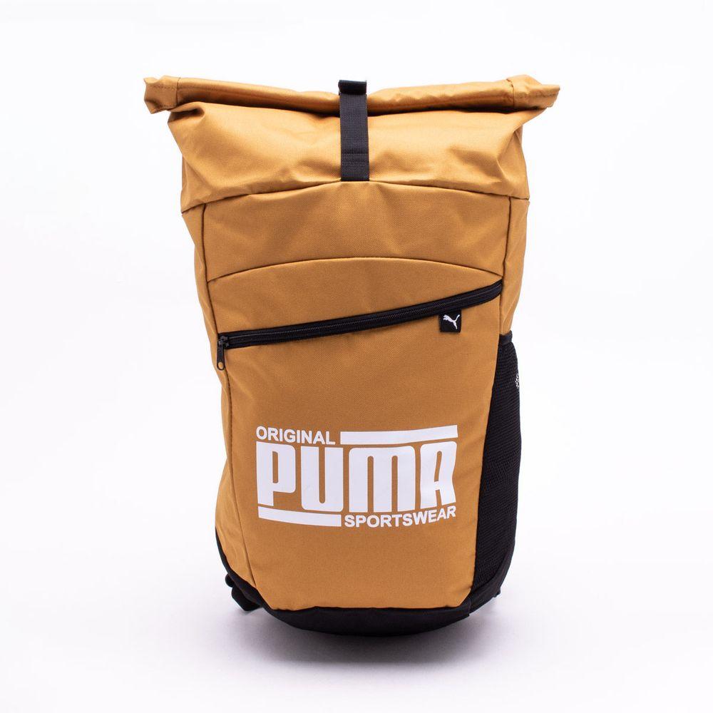 1164aa0d3 Mochila Puma Sole Amarela Amarela - Gaston - Paqueta Esportes