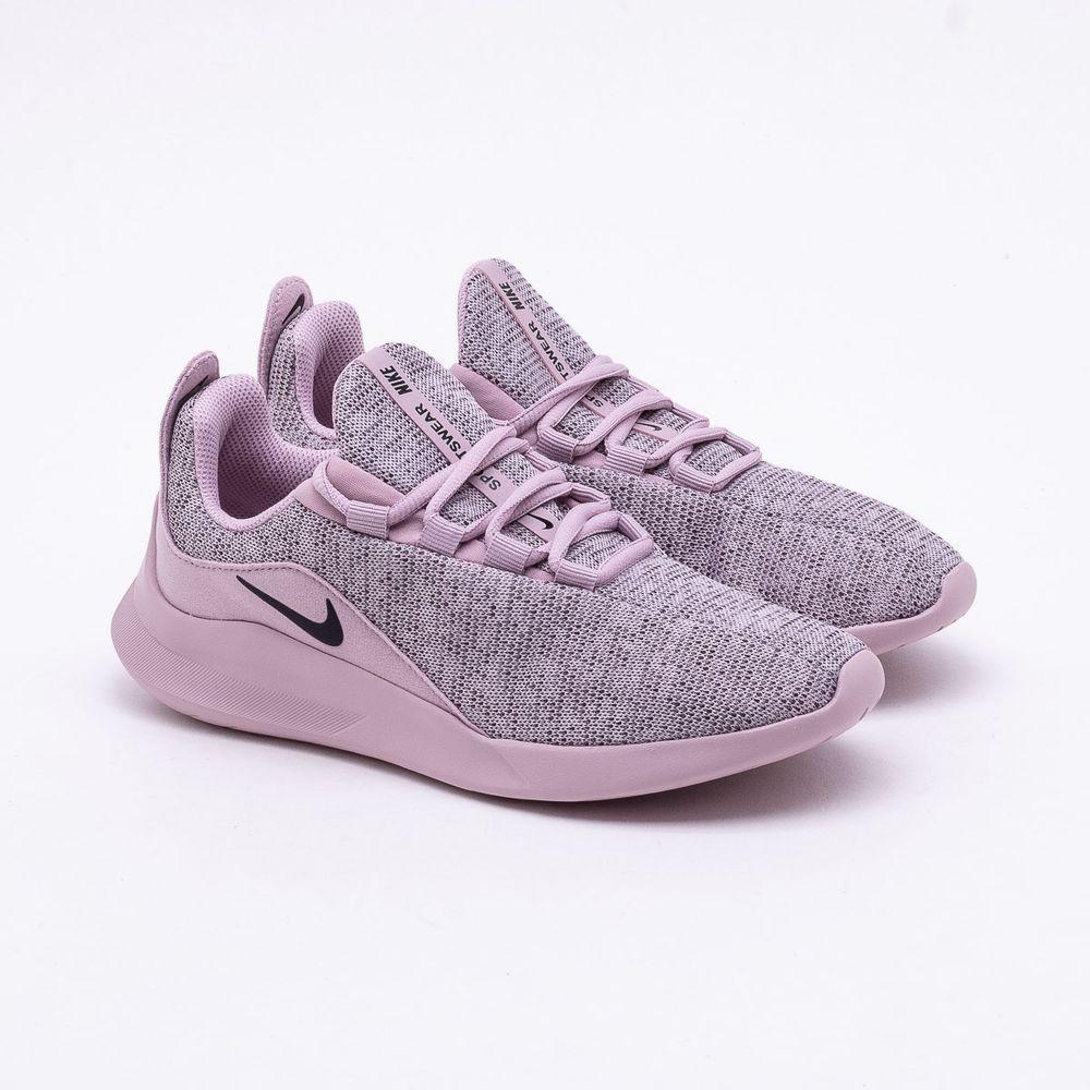 71fd35190 Tênis Nike Viale Premium Feminino Lilás - Gaston - Paqueta Esportes