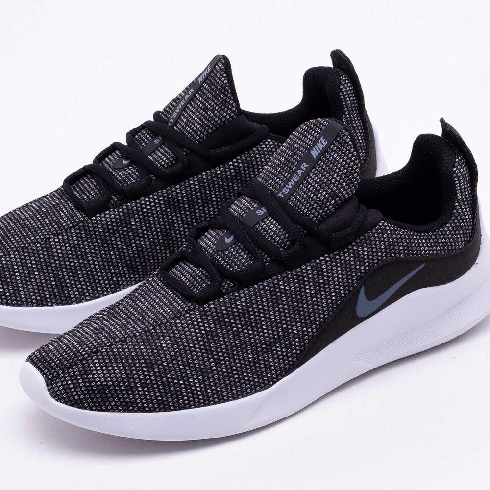 129aed802 Tênis Nike Viale Premium Feminino Preto - Gaston - Paqueta Esportes