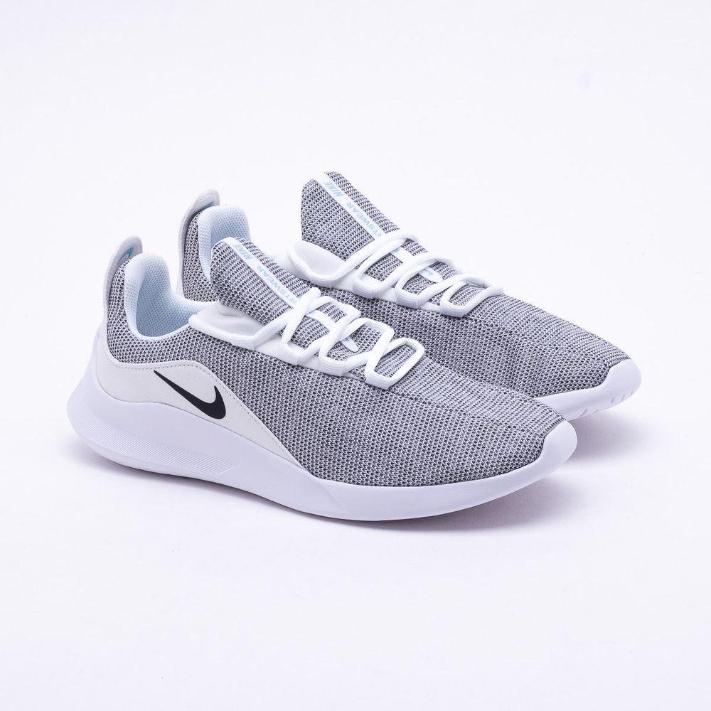9787536dda3 Tênis Nike Viale Premium Masculino Branco e Preto - Gaston - Paqueta ...